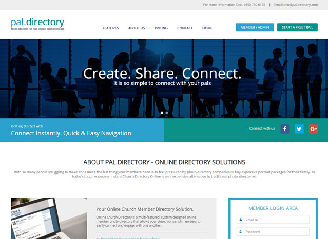 Pal.Directory